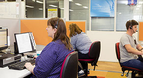 Data Response Contact Centre Hub Team